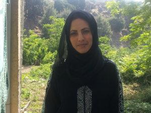 Hayat Essafi from Ain Leuh, Morocco