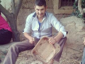 Brahim El Mansouri from Ait Bouguemez, Morocco