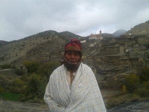 Hanou Abbou from Sidi Yahya Ou Youssef, Morocco