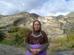Fatema Amlih from Sidi Yahya Ou Youssef, Morocco