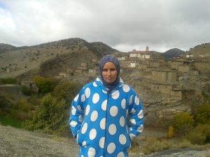 Rabha Aohaddou from Sidi Yahya Ou Youssef, Morocco