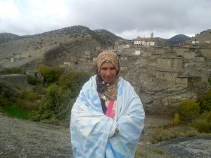 Fathma Zerda from Sidi Yahya Ou Youssef, Morocco