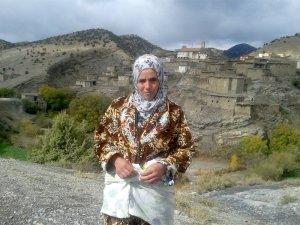 Aicha Rahim from Sidi Yahya Ou Youssef, Morocco