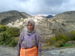 Fatima Ait Haddou from Sidi Yahya Ou Youssef, Morocco