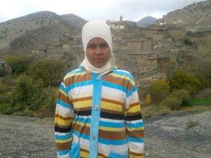 Fatima Sabir from Sidi Yahya Ou Youssef, Morocco