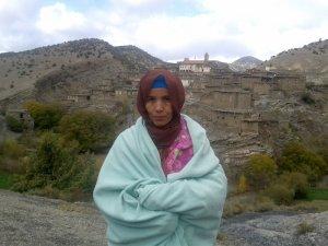 Fatima Mamouh from Sidi Yahya Ou Youssef, Morocco