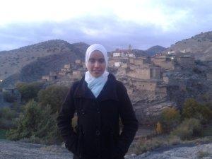 Halima Amami from Sidi Yahya Ou Youssef, Morocco
