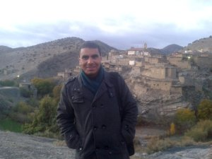 Ahmed Ibrahimi from Sidi Yahya Ou Youssef, Morocco