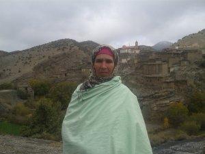 Khadija Oukhouya from Sidi Yahya Ou Youssef, Morocco