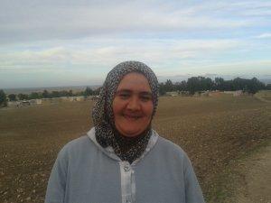Malika Ttayane from Youssoufia, Morocco