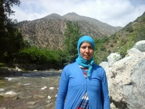Mina Achtouk from Ourika, Morocco