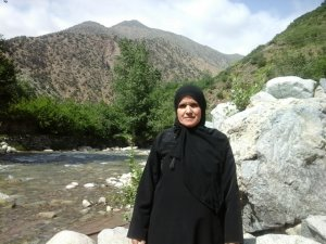 Khadija Ait Chakr from Ourika, Morocco