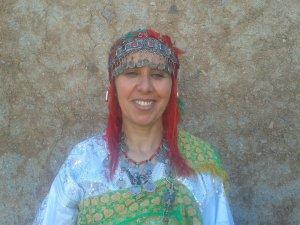 Kabira Aglaou from N'kob, Morocco
