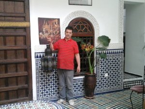 Mohssine Ben Jalloun from Fes, Morocco