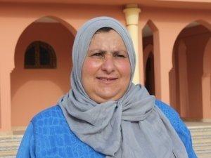 Aicha Oukhalak from Khenifra, Morocco