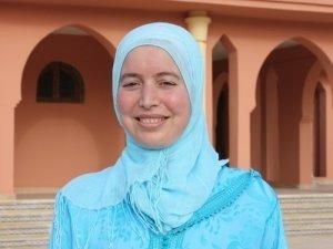 Samira Blkas from Khenifra, Morocco