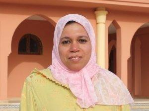 Malika Fakir from Khenifra, Morocco