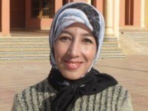 Latifa Ouldae from Khenifra, Morocco