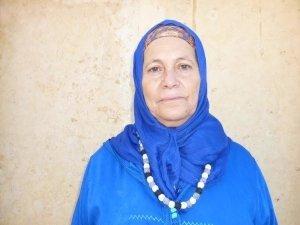 Fatima Lakhba from Khenifra, Morocco
