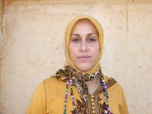 Meryem Birali from Khenifra, Morocco