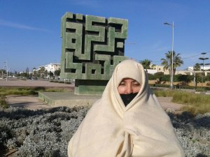 Khadija Baba from Essaouira, Morocco