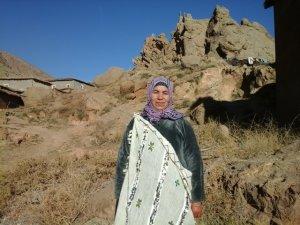 Fatima Alktawi from Ait Bouguemez, Morocco