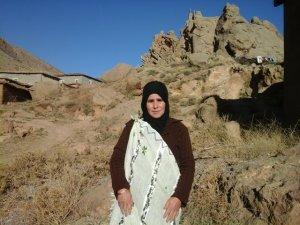 Hkira alfakir from Ait Bouguemez, Morocco