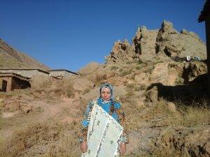 Fadma imghri from Ait Bouguemez, Morocco