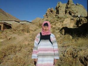 Mrim ait bnali from Ait Bouguemez, Morocco