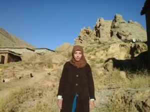 Rakiy zaki from Ait Bouguemez, Morocco