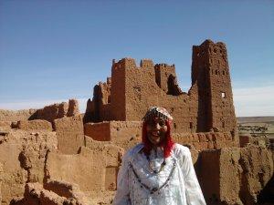 Bouassi Safia from Ouarzazate, Morocco