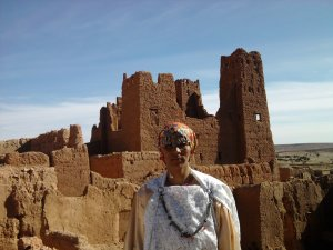 Khadija Baousi  from Ouarzazate, Morocco