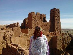Zineb Rkhsis from Ouarzazate, Morocco
