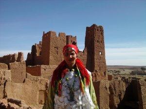 Aicha Fanshir from Ouarzazate, Morocco