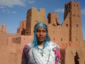Latifa Inzik from Ouarzazate, Morocco