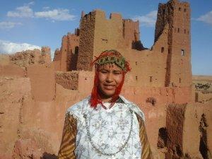 Aicha Abrik from Ouarzazate, Morocco