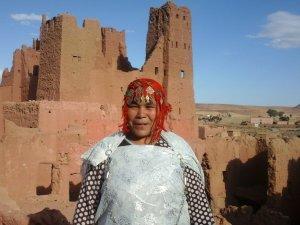 Fatima Houssien from Ouarzazate, Morocco