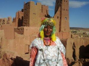 Hasna Tjda from Ouarzazate, Morocco