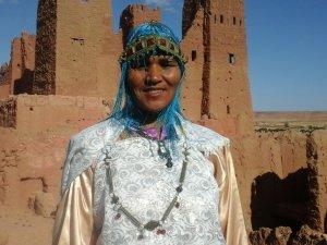 Bouchra Baousi from Ouarzazate, Morocco