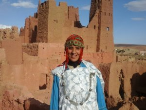Ijja Mochrika from Ouarzazate, Morocco