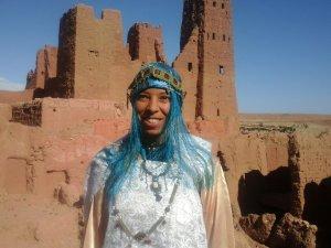 Aziza Kobrachine from Ouarzazate, Morocco