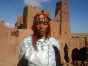 Khadija Kutani from Ouarzazate, Morocco