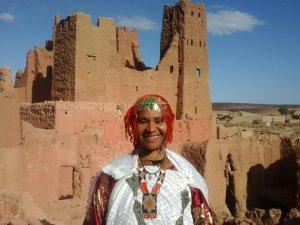 Zahra Kubrashen from Ouarzazate, Morocco