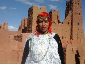 Samira Oberak  from Ouarzazate, Morocco
