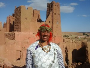 Khadija Kotaniu  from Ouarzazate, Morocco