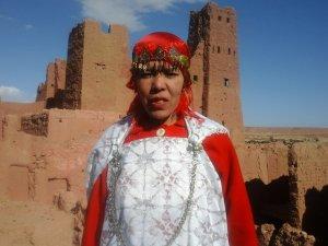 Aisha Affi  from Ouarzazate, Morocco