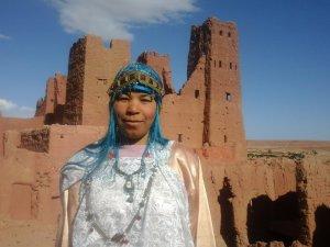 Rashida Fanshaar from Ouarzazate, Morocco