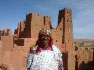 Fatima Inziki  from Ouarzazate, Morocco
