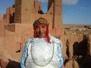 Touda Assinfi  from Ouarzazate, Morocco