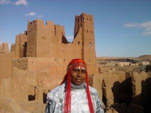 Khadija Ait Dilmon  from Ouarzazate, Morocco
